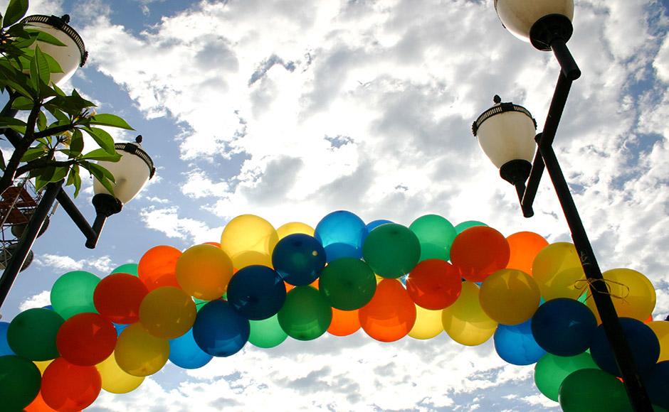 Porto Alegre, RS - 22/09/2015 Porto Alegre lança programa de Turismo LGBT na 43ª Feira da ABAV Foto: Acervo Shutterstock/Divulgação PMPA