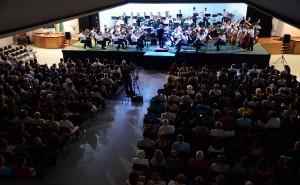 Plateia do Grande Concerto da Orquestra Sinfonica do Festival_Credito Rafael Cavalli